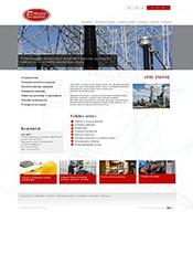 Įmonių interneto svetainių kūrimas